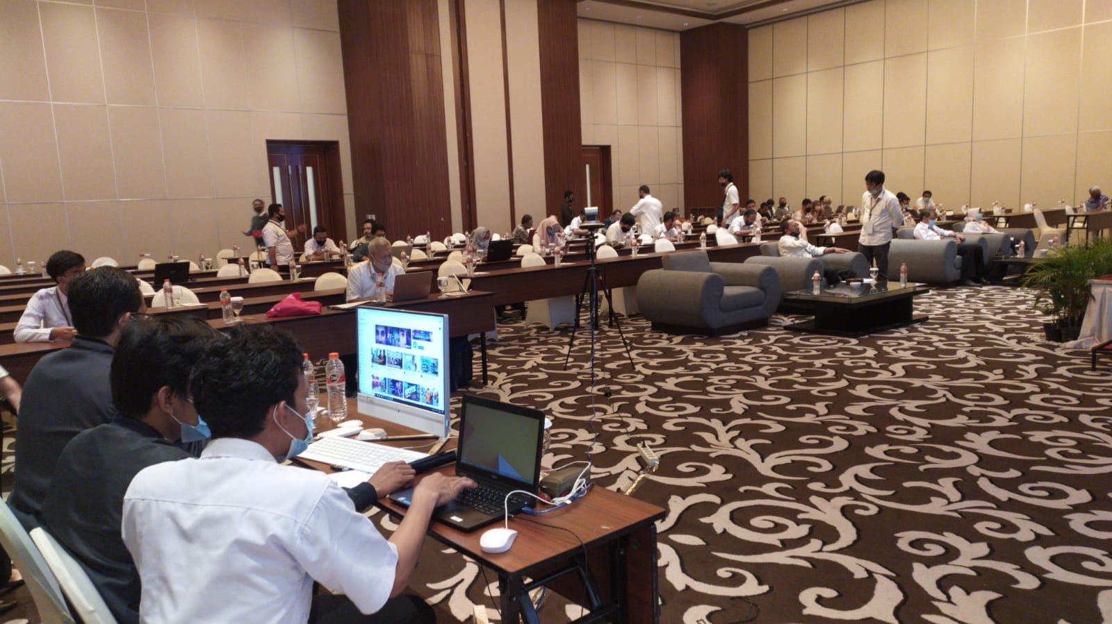 Atria Hotel Gading Serpong video conference