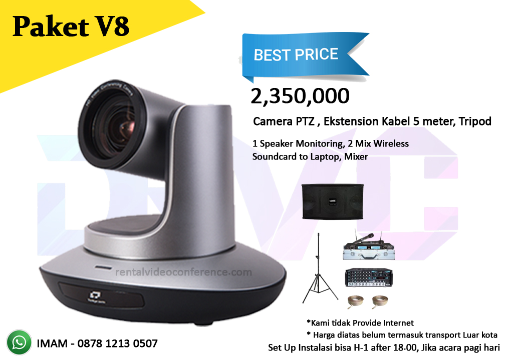 Paket video conference multimedia streaming (1)