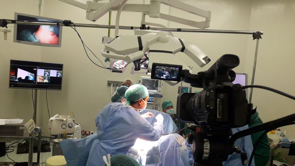 Medical Liver Surgey | Video Conference medic