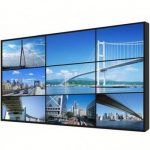 wall tv rental video conference