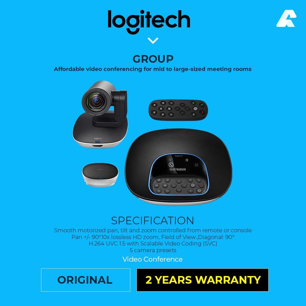 Logitech Group Camera