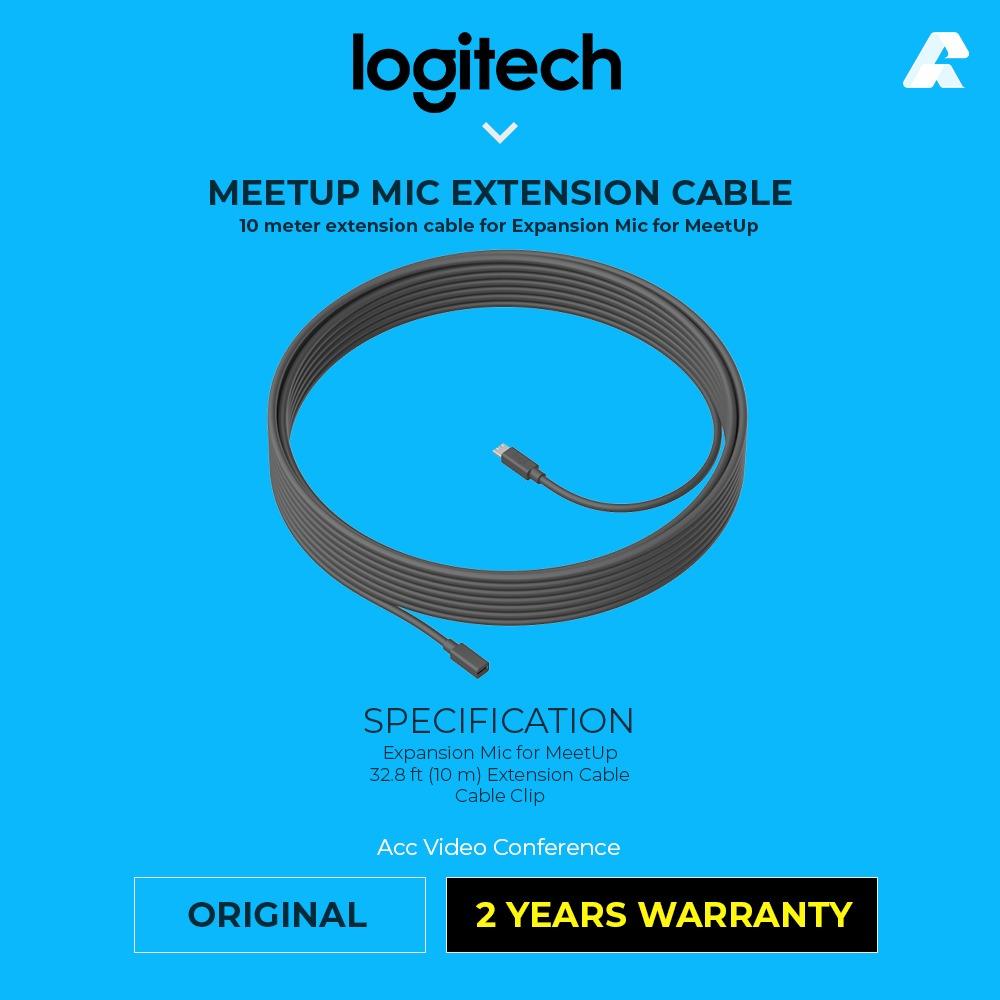 kabel Logitech Camera