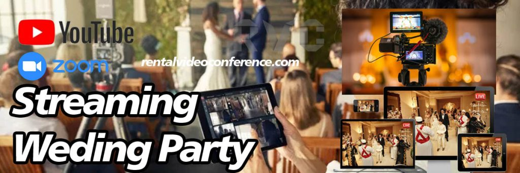 streaming youtube Video conference